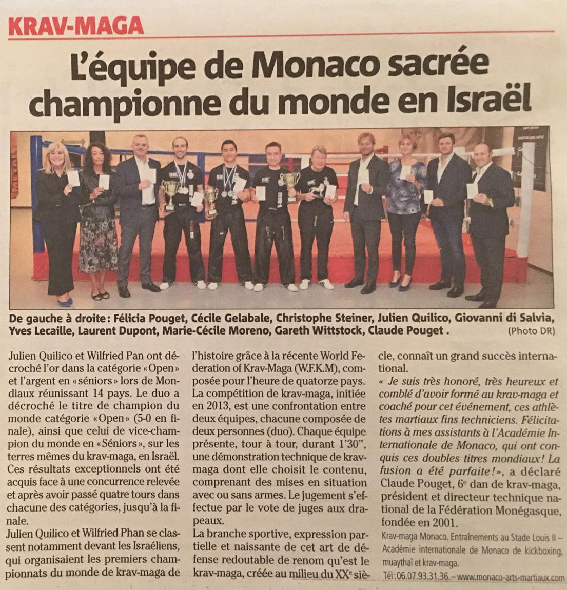 19 Monaco matin 3 nov 2017