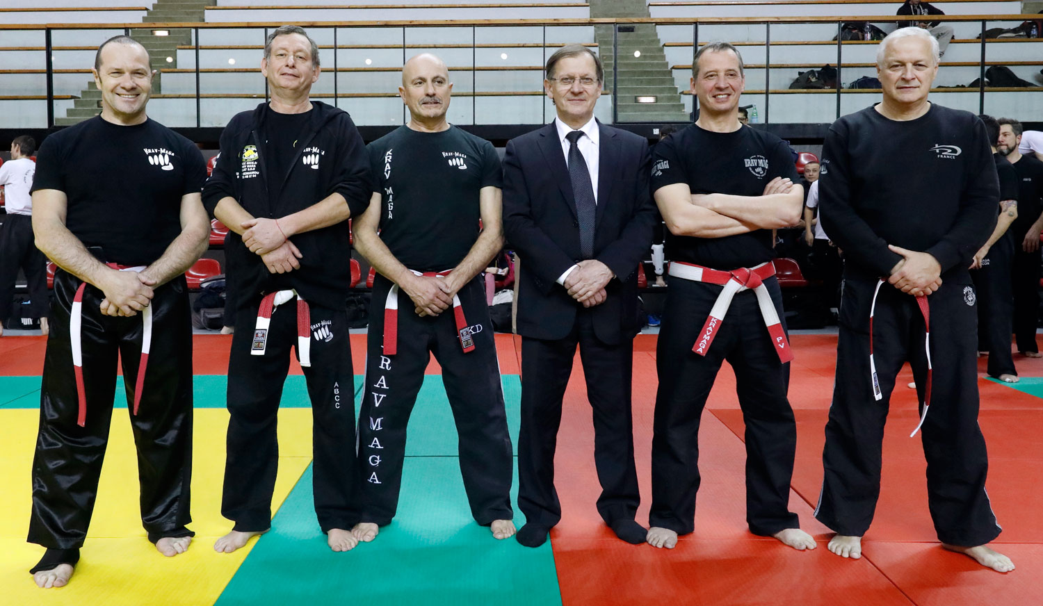 Commission nationale de Krav Maga