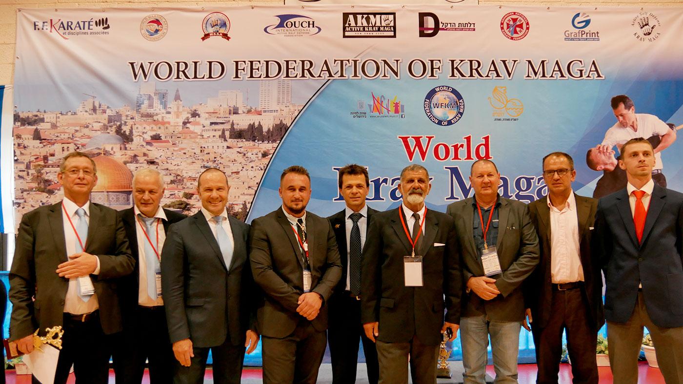 8 Les Dirigeants de la Fdration Mondiale WFKM