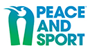logo peace and sport bas